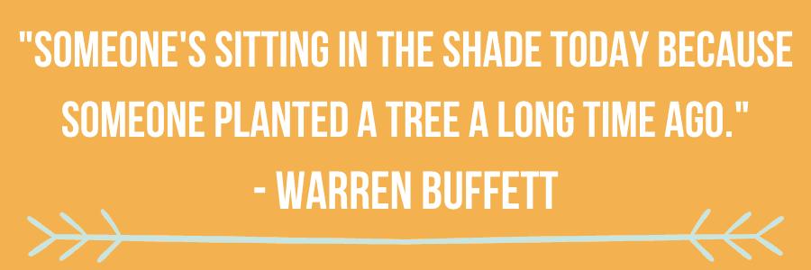 warren buffett productivity quote