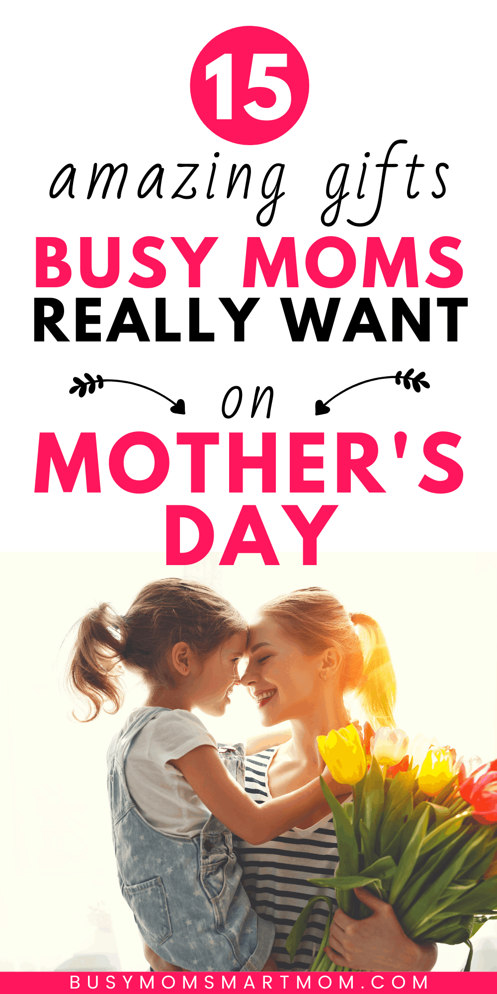 best gifts for busy moms mother's day