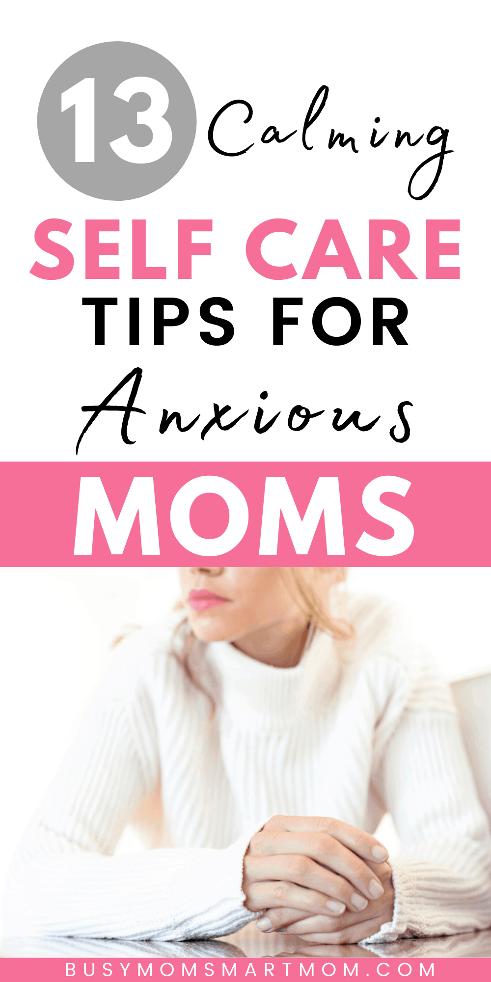 self care tips for anxious moms