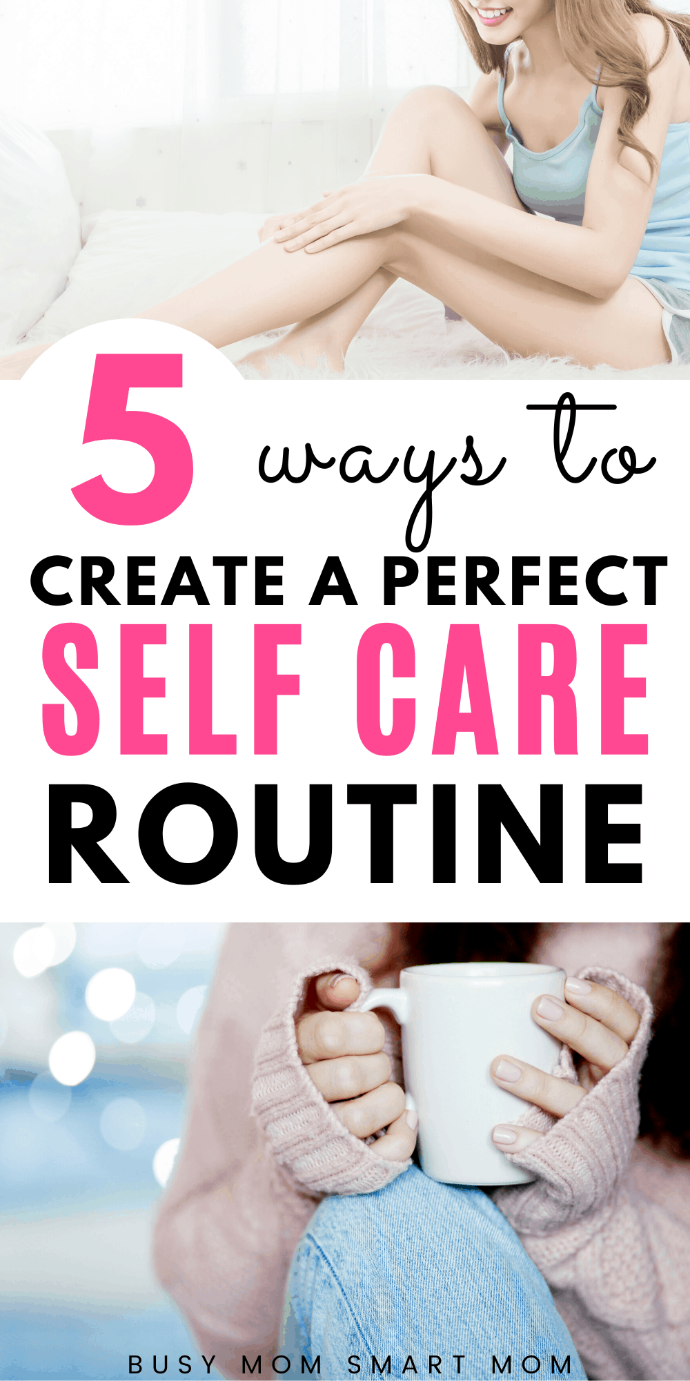self care routine ideas