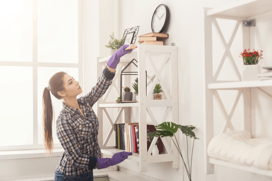 how to start decluttering