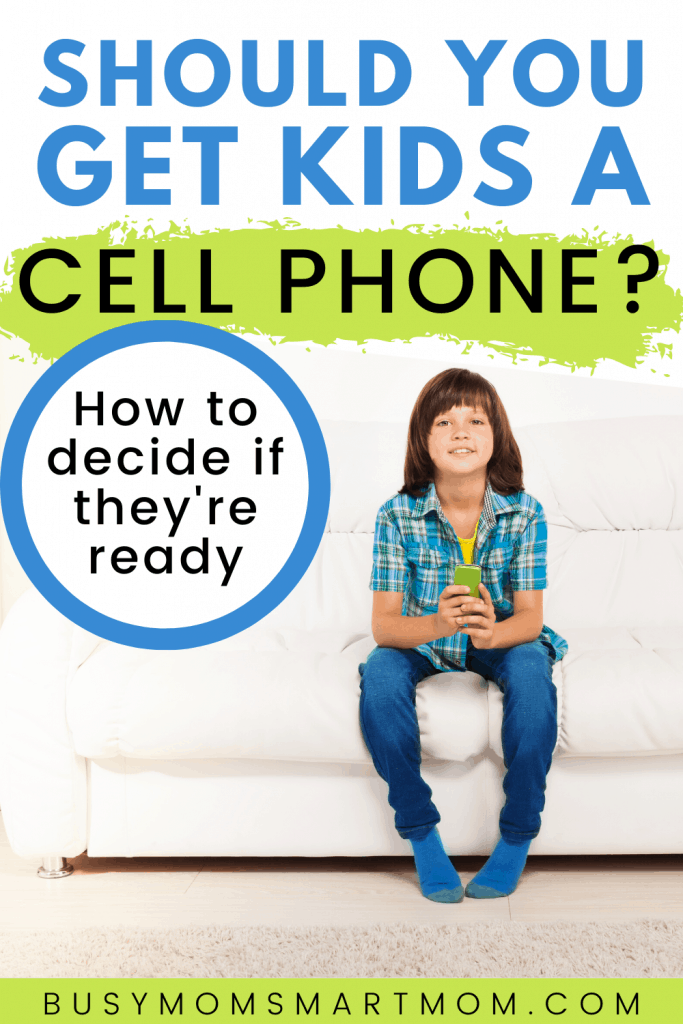 Kids First Cell Phone